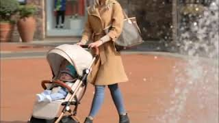 yahababy modern : most comfort cabin stroller