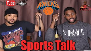 WHAT'S WRONG WITH THE KNICKS? - N'SIGHT WITH SEAN REEDER