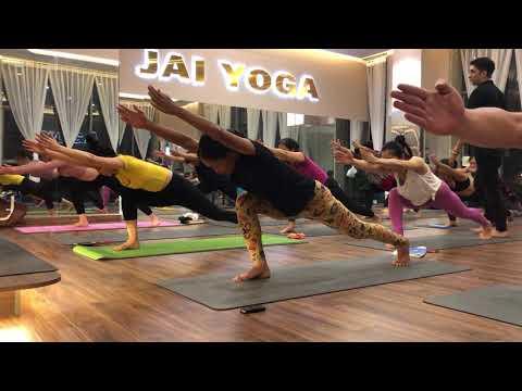 Special Warrior Yoga / Master Ajay/ Jai yoga