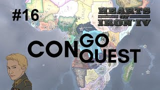 HoI4 - Modern Day - Congo Conquest - Part 16