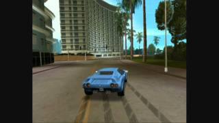 Gta Vice City Drifting (hd)