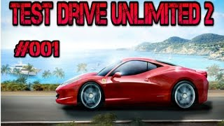 Test Drive Unlimited 2 Let