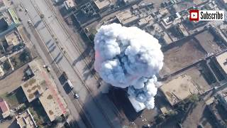 ISIS Drone Footage (Funded by $who?)