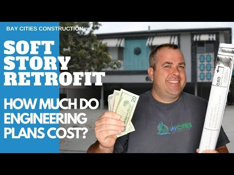 Soft Story Retrofit | How Much Do Engineering Plans Cost?
