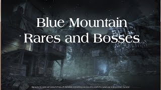 Blue Mountain Rares and Bosses, The Secret World