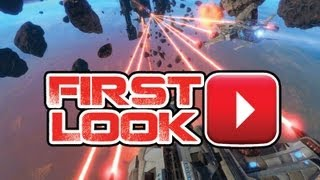 Star Conflict Gameplay - First Look HD