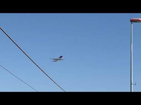 Norwegian Fly 737-300 EI-FUV From Malaga To Tenerife