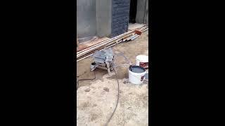 видео Окрасочное оборудование Hvban EP 270-Продажа,гарантия,ремонт.
