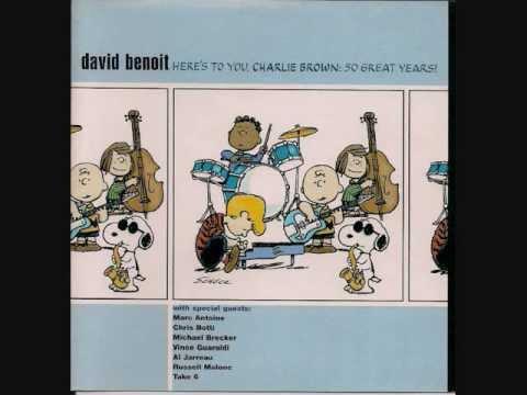 David Benoit   Blue Charlie Brown