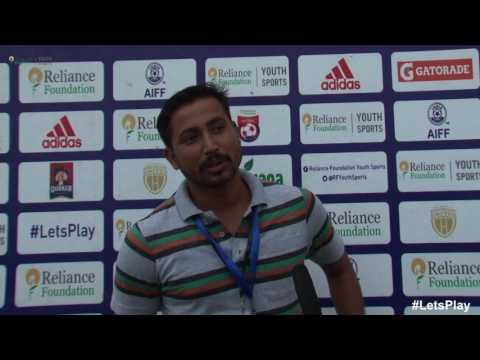 RFYS: Guwahati Jr. Boys - Delhi Public School Interview
