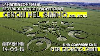 #CROP CIRCLE 2014: la natura complessa, #esoterica, mistica e #profetica - RAVENNA
