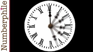 When do clock hands overlap? - Numberphile