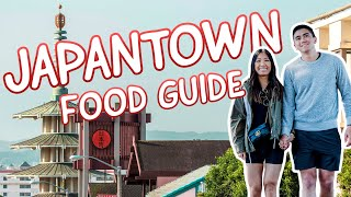 TOP 8 JAPANTOWN SF: Local's Guide to Best Food and Restaurants (Food Guide)