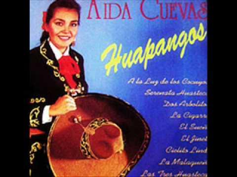 Aida Cuevas - La cigarra