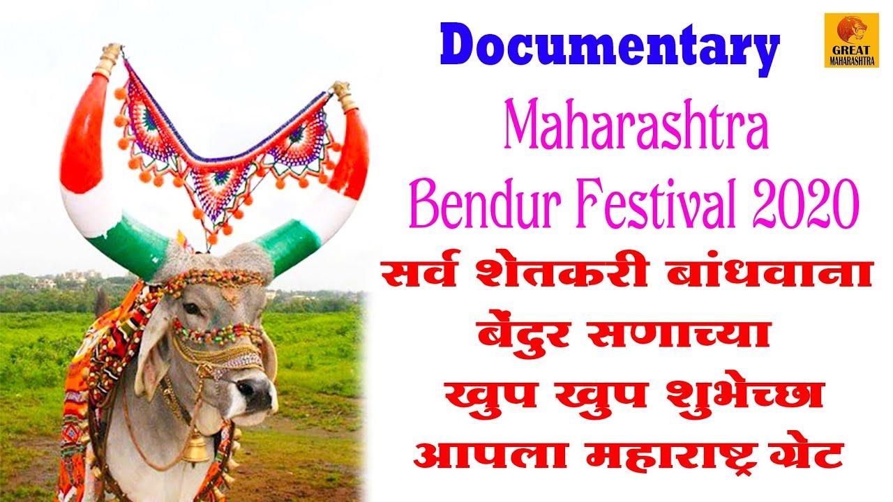 महाराष्ट्रातील बेंदूर सण माहिती व कसा साजरा केला जातो ? Covid-19 Bendur Festival 2020 | documentry