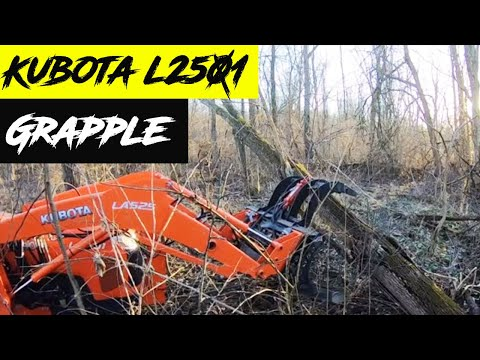 Repeat #17 Kubota L2501 led light bar wiring part 2 by