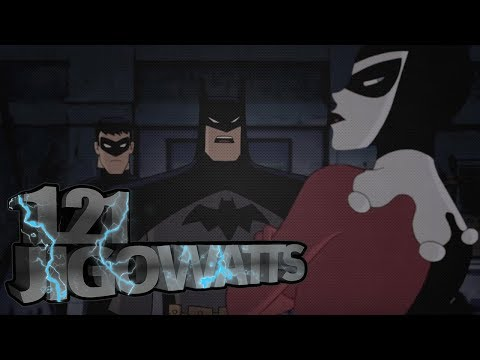 Batman and Harley Quinn (2017) Movie Review/Discussion