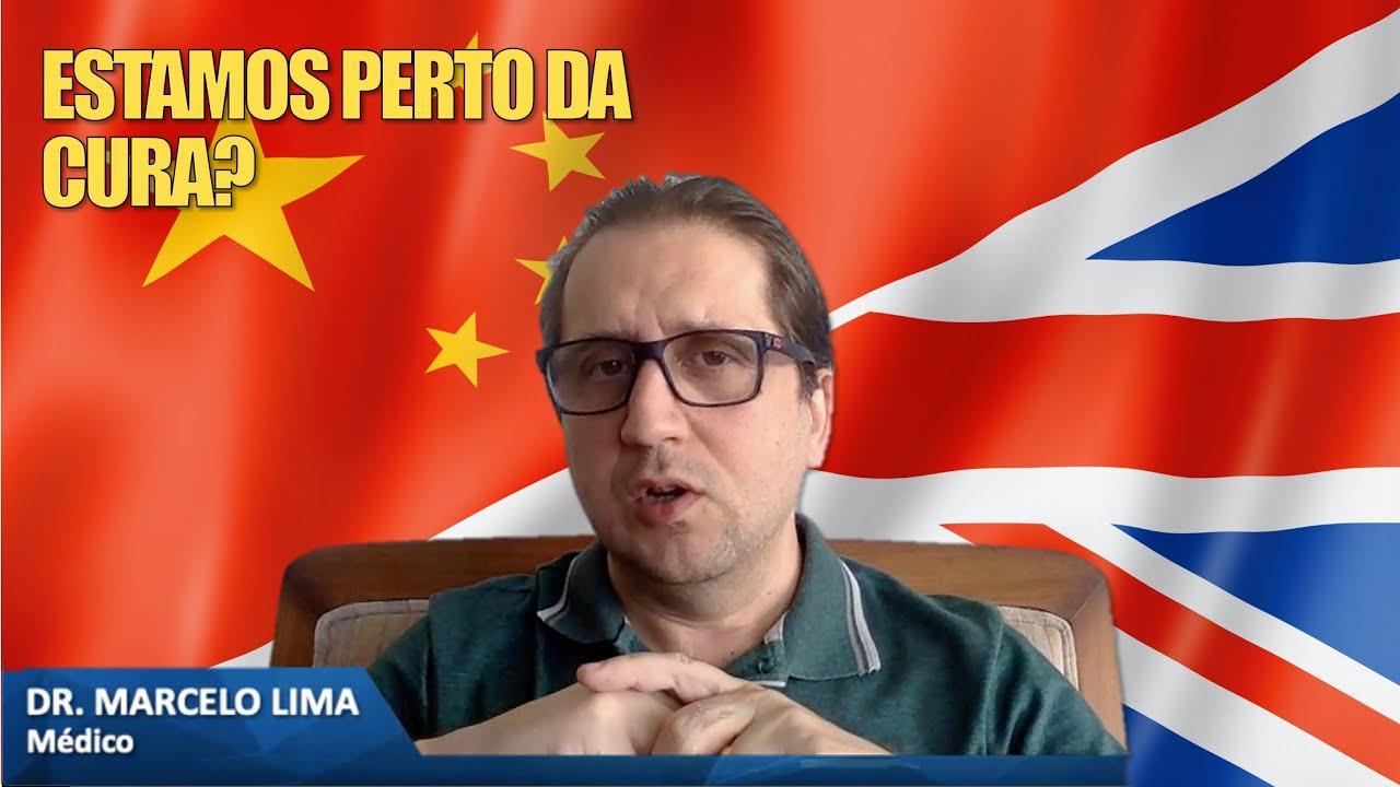 O FIM DO CORONAVÍRUS ESTÁ PRÓXIMO - Dr. Marcelo Lima