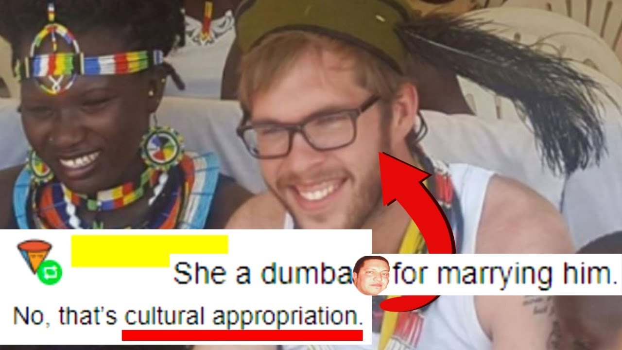 r/insanepeoplefacebook | Love = Cultural Appropriation