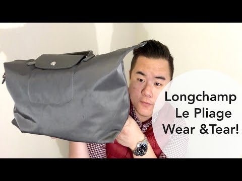 LONGCHAMP Le Pliage Nylon (neo/classic) 3-Year Wear & Tear