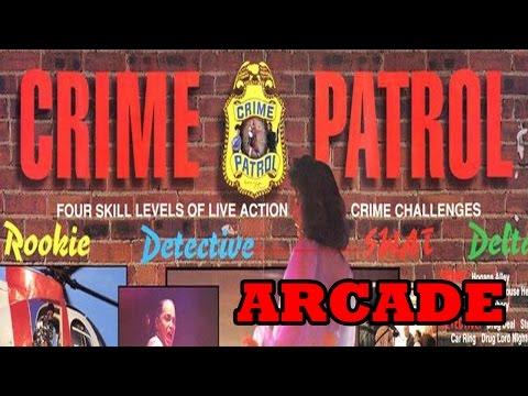 Crime Patrol 100% Arcade 1993 [ HD ]