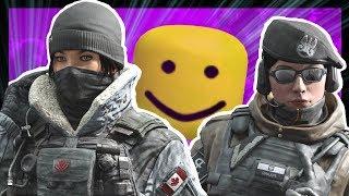 How to MAKE FRIENDS on Rainbow Six Siege