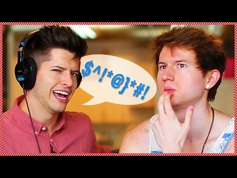 """RICKY DILLON'S DIRTY WHISPER CHALLENGE!   """"STARS"""" Music Video Interview!"""