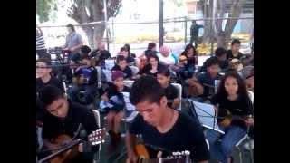 orquesta tipica comunal nucleo RAMON MONTILLA