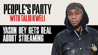 Yasiin Bey Speaks His Mind On Spotify \u0026 The Pressure To Release Black Star II | People's Party Clip