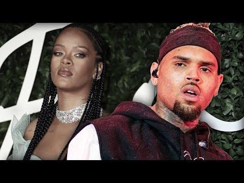 Chris Brown Reacts To Rihanna Break Up