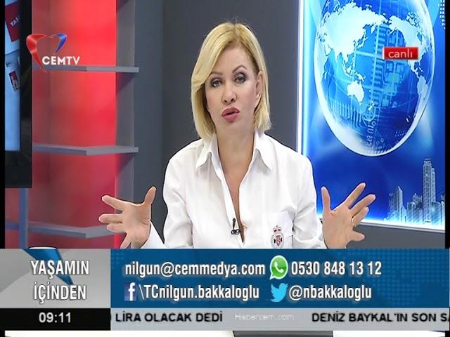 22 Ekim 2017 Nilgün Bakkaloğlu ile Yaşamın İçinden