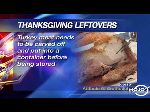 How Long to Store Thanksgiving Leftovers