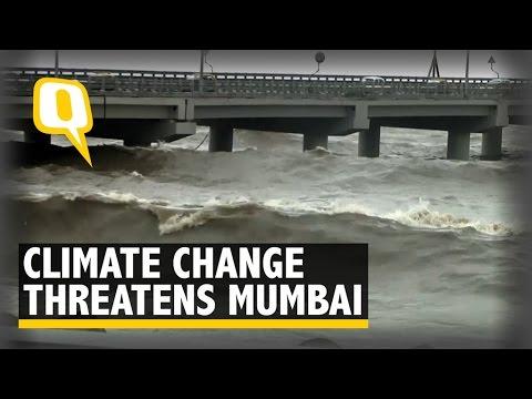 Mumbai Needs to Worry About Its Rising Sea-Level