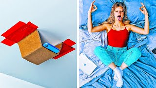 ٢٨ طريقة بسيطة لالتقاط صور مبتكرة في المنزل