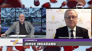 Jorge Ingaramo: Relación de Argentina con el FMI