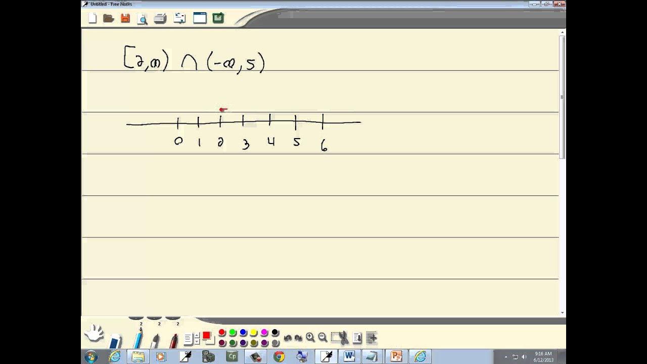 College Algebra Homework