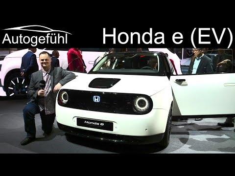 Honda Urban EV e Prototype Exterior Interior check – Autogefühl