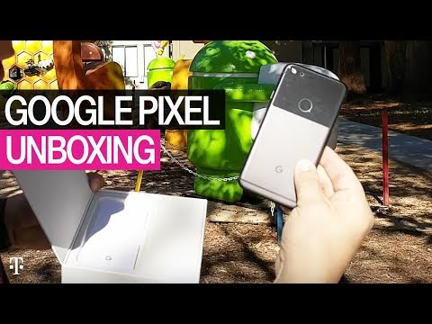 T-Mobile | Unauthorized Pixel Unboxing | Product Preview