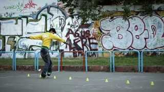 amazing freestyle slalom roller skating freestyle sudamericano