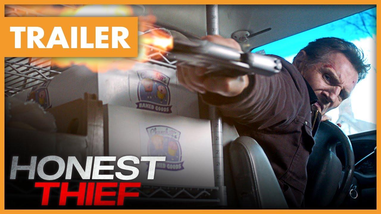 Honest Thief trailer (2020) | 8 oktober in de bioscoop