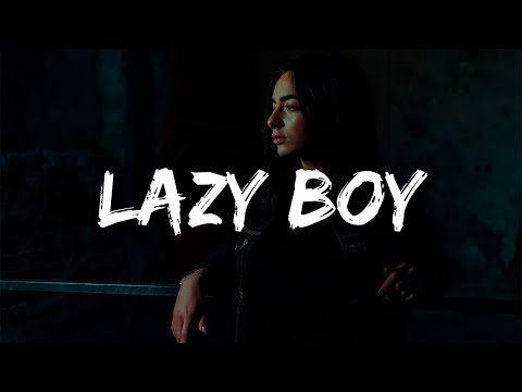 Brittany Maggs Lazy Boy (Official  Lyrics Video)