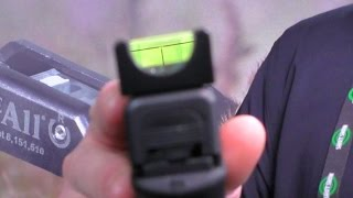 See All Nite - Magnified Tritium Reticle Sight: SHOT Show 2016