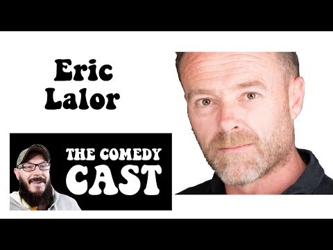 Comedy Podcast | The Comedy Cast with Irish Stand-up Comedian Eric Lalor