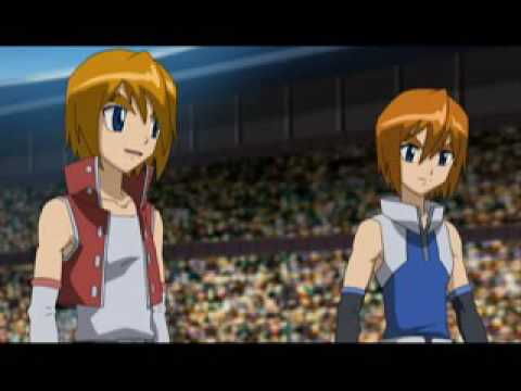 Beyblade Metal Fusion The Twin Gemios Episode 31 (english dubbed)