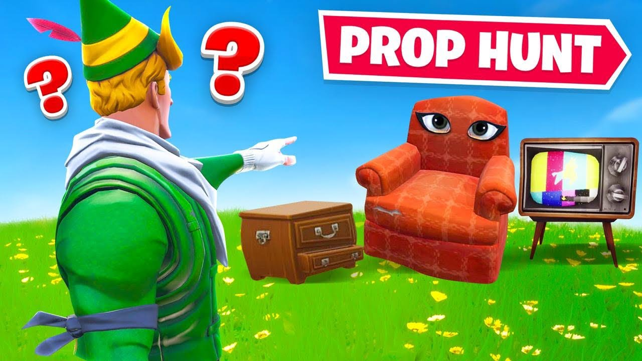 Prop Hunt Office Map Fortnite Fortnite Prop Hunt Creative Codes And How To Play Firstsportz