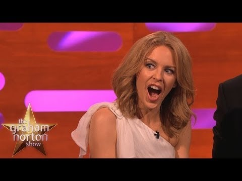 Kylie Minogue's Dodgy Waxwork  The Graham Norton