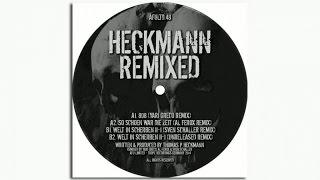 Thomas P. Heckmann - So schoen war die Zeit (Al Ferox Remix)