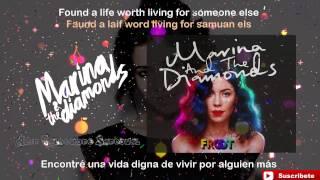 Video Mariana and the Diamonds Happy - Lyrics, letra en español +Pronunciación download MP3, 3GP, MP4, WEBM, AVI, FLV Juni 2018