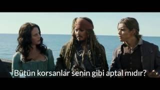 Pirates Of The Caribbean 5 (Karayip Korsanları 5) Türkçe Altyazılı 3. Fragman