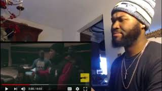 LIL SNUPE  MEEK MILL FREESTYLE PT3 - REACTION